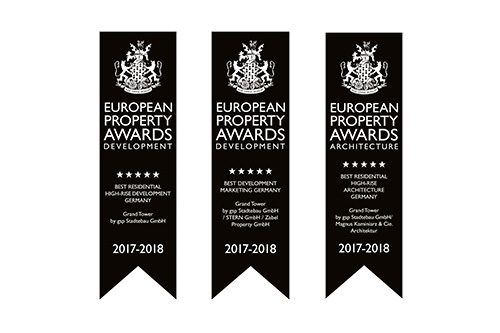 Grand Tower European Property Award