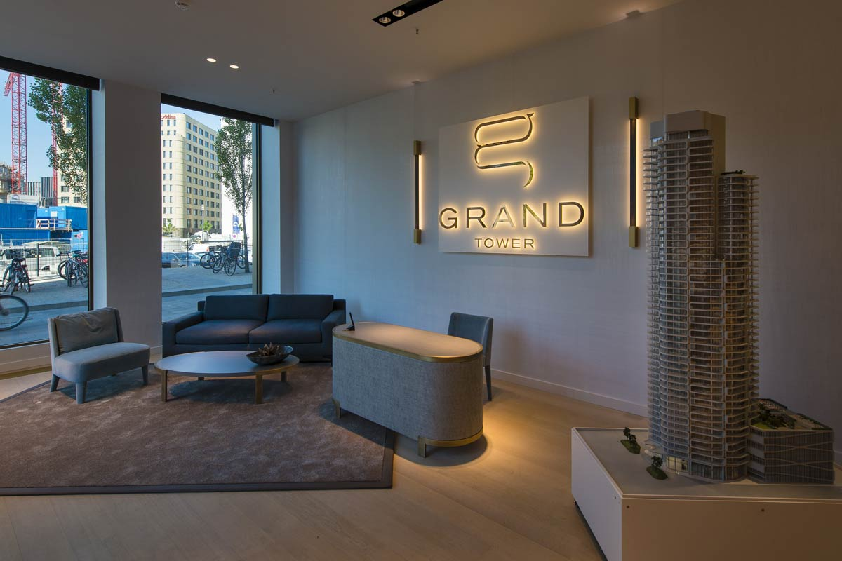 Grand Tower Showroom