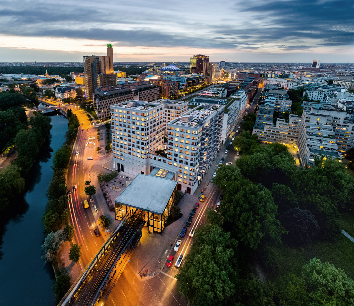 High Park – Berlin, Potsdamer Platz